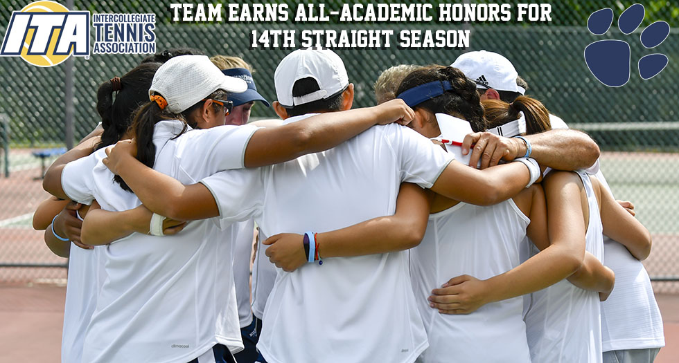 The Lyons 2016-17 tennis squad was honored with ITA All-Academic recognition for the 14th straight season, while nine players were individually recognized.