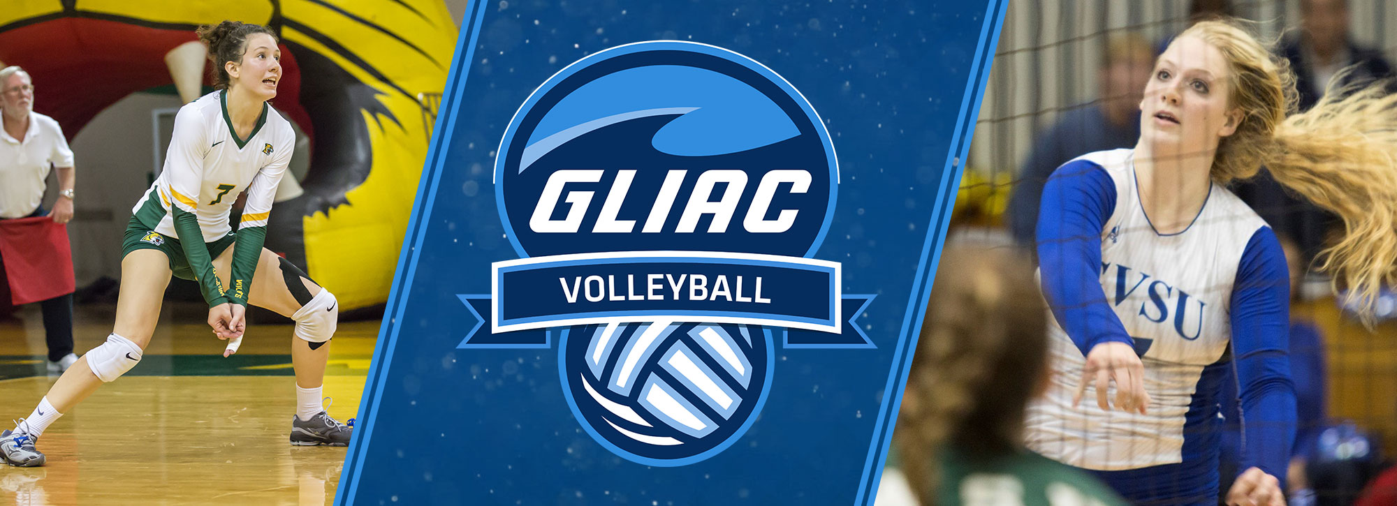Northern Michigan's Antunes, Grand Valley State's Brower Earn GLIAC Volleyball Honors