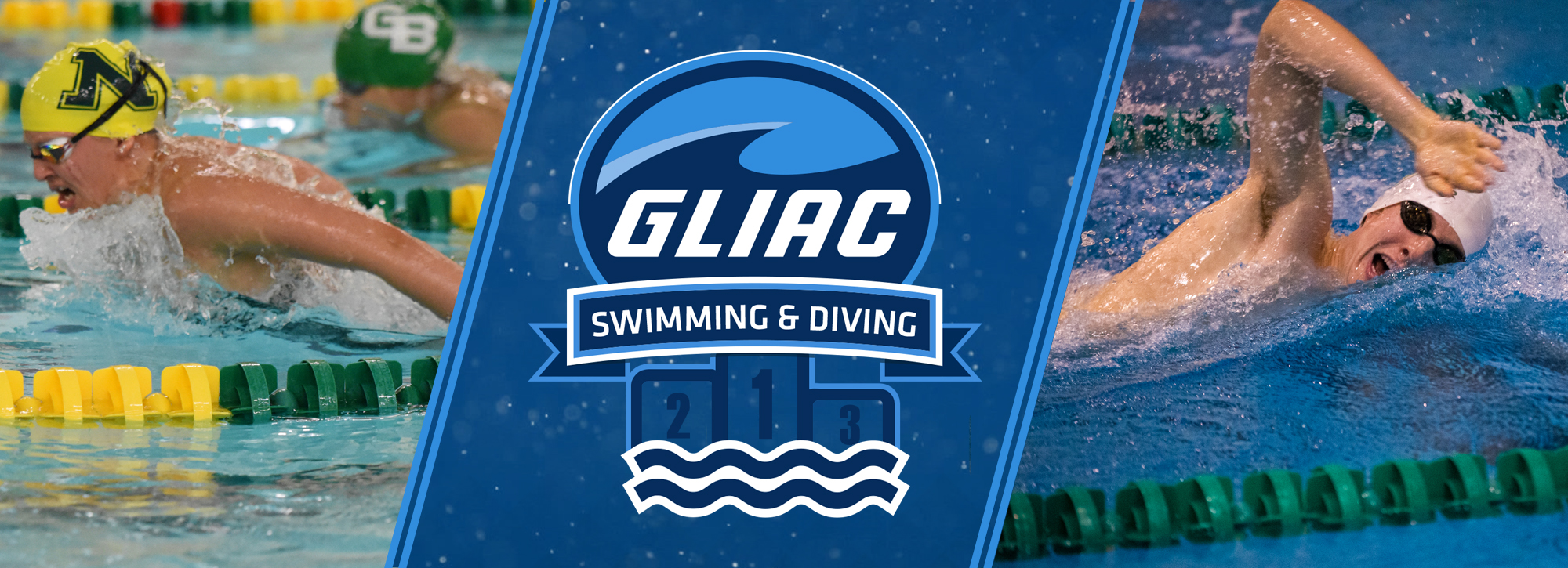 NMU's Helm and WSU's Katulski capture Week 10 swimming and diving honors