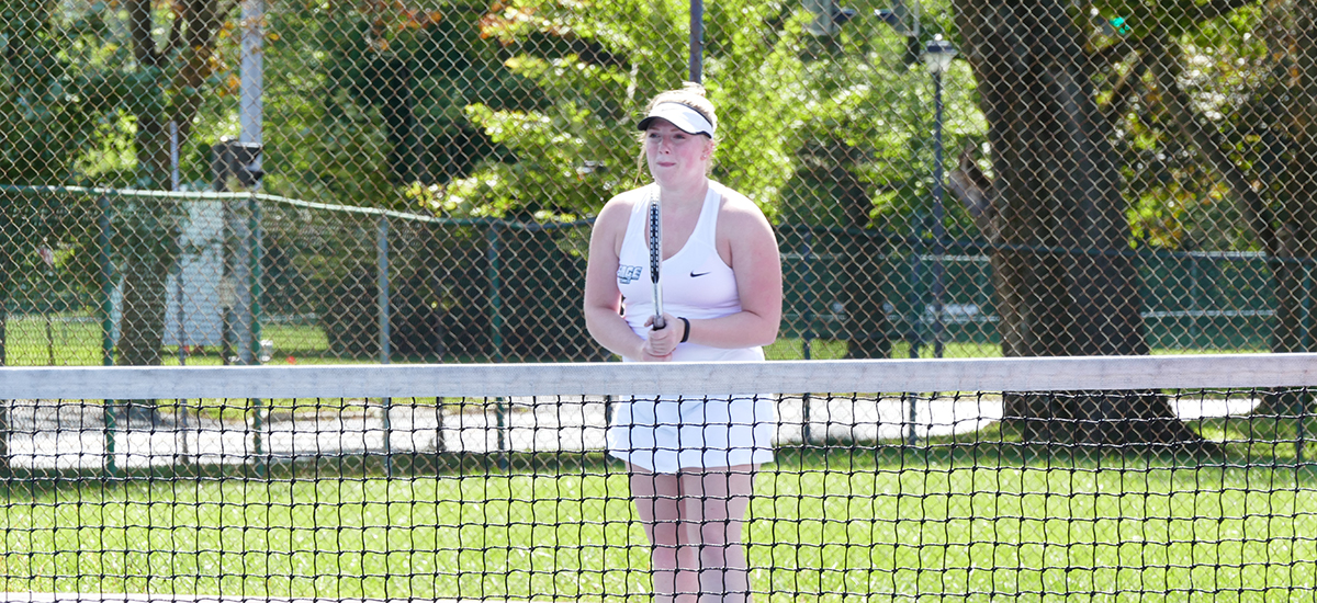 Sage tennis improves to 4-1 win 6-3 win over MSMC