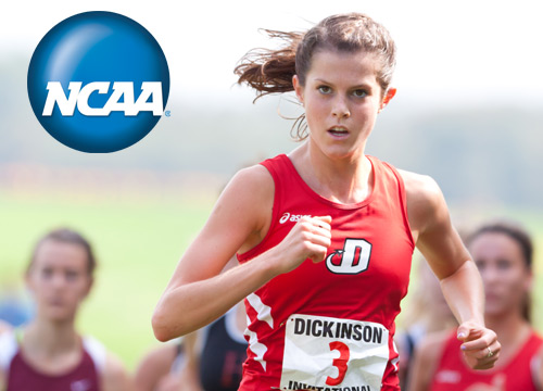 Catherine Campbell '12 was awarded a prestigious NCAA Post Graduate Scholarship for outstanding academic and athletic excellence in cross country and track & field<BR>