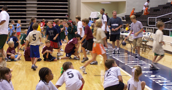Bobcat Individual Basketball Clinics Set for July