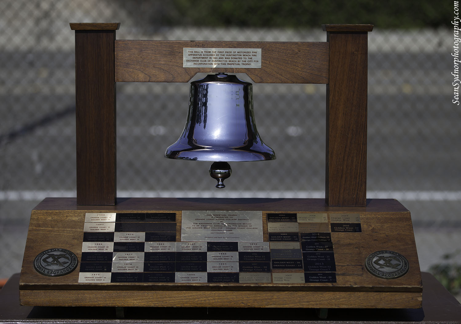 Football: 51st Annual Match up of the Battle of the Bell
