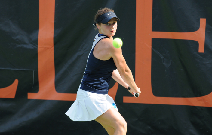 Emory Women's Tennis Tops Williams in Battle of Top-Ranked Teams