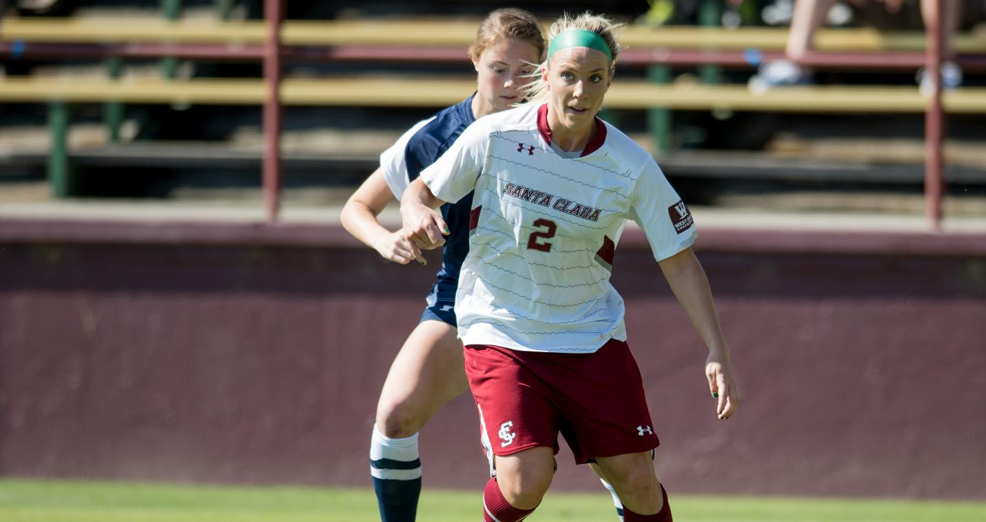 Julie Johnston Named West Coast Conference Player of the Week