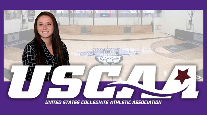 Iowa Wesleyan's Moseley Earns USCAA Player of the Week Honors