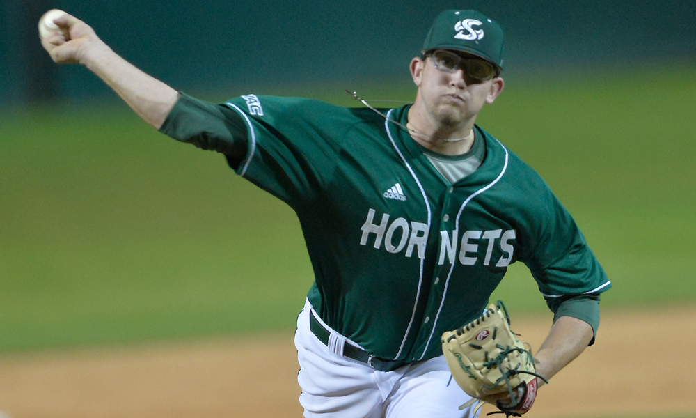 BASEBALL BATTLES BACK FOR 3-2 WIN AT WICHITA STATE