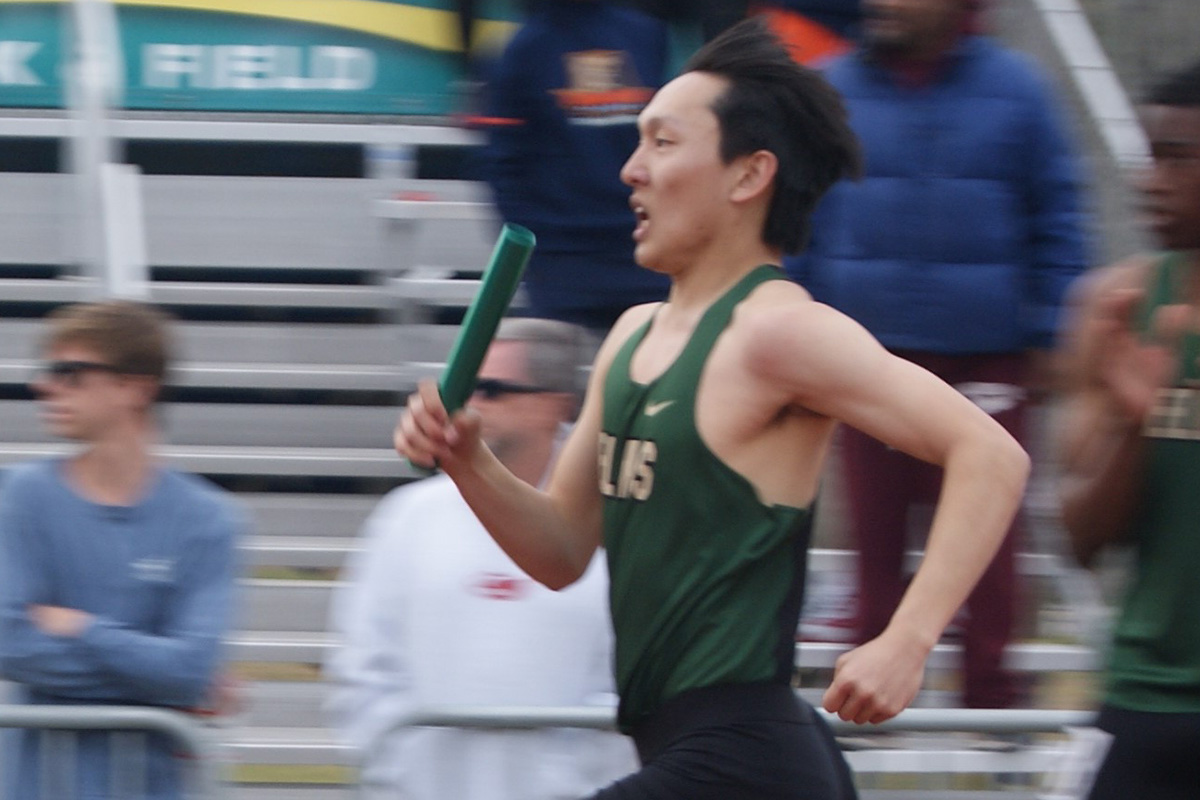 Track & Field Shines At Mount Holyoke Spring Fling