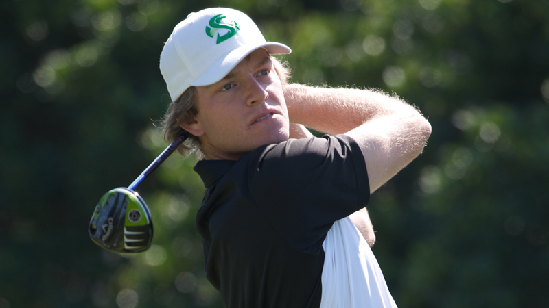 WEIR FINISHES FIRST, MEN'S GOLF FOURTH, AT AMERICA SKY CHAMPIONSHIP