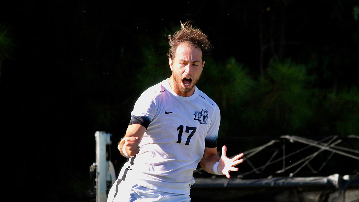 Aaron Whitten Paces Conference Awards for Reinhardt Men's Soccer