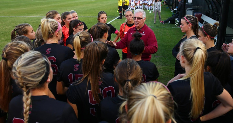 No. 9 Women's Soccer Heads to No. 8 Texas A&M for Top-10 Showdown