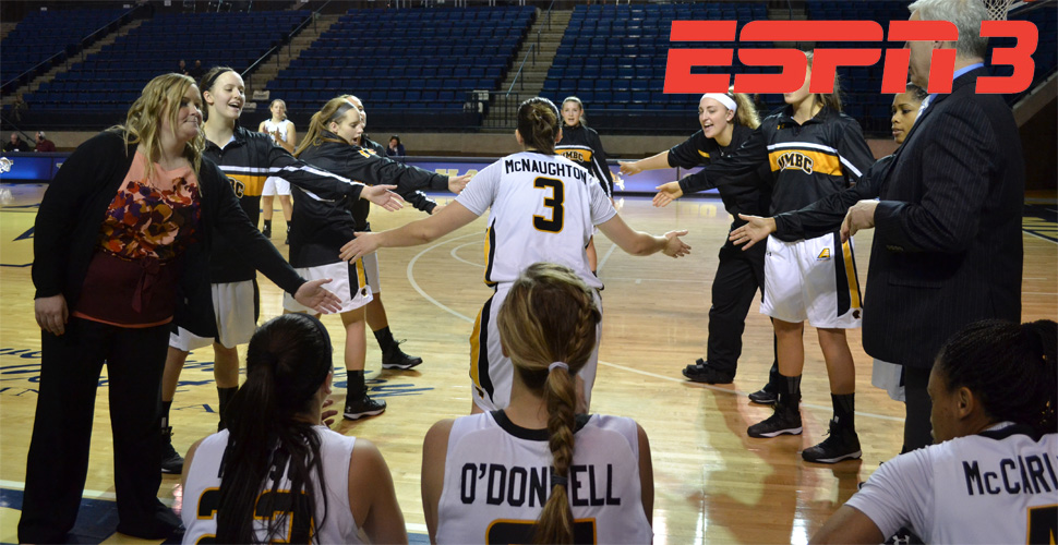 Women's Basketball Travels to Maine for ESPN3 Matchup