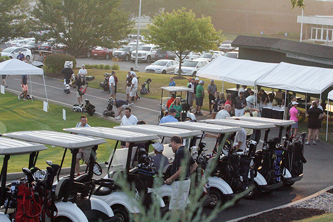 Golf Outing Raises Nearly $100,000 for Scholarships