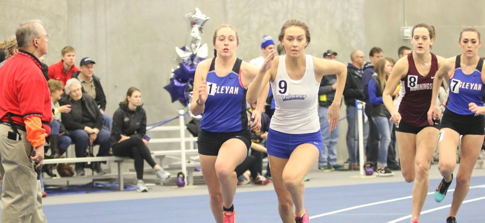Panec qualifies for nationals, Tigers compete at GPAC Indoor Championships