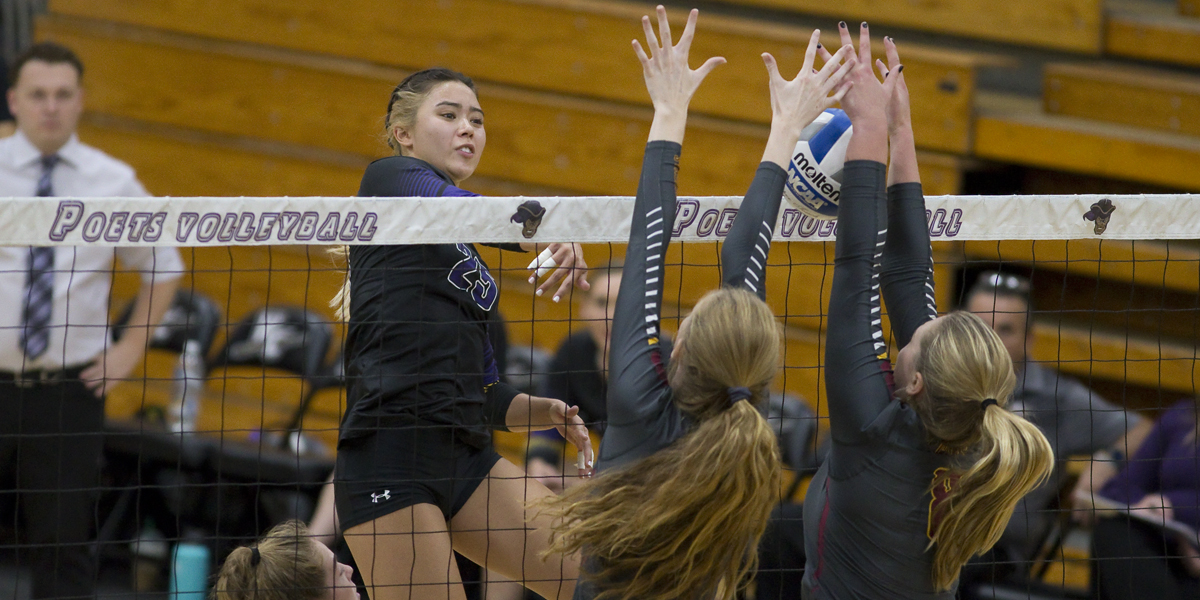 Volleyball splits at Cal Lu Fornia Invite