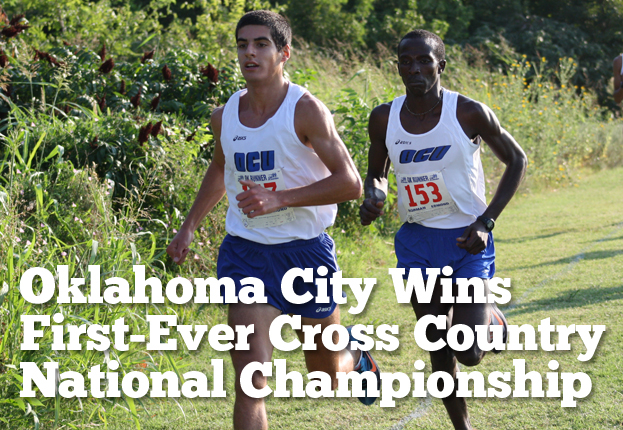 Oklahoma City Wins First-Ever Men?s Cross Country National Championship