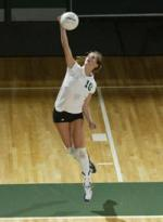 Volleyball Drops Five-Game Thriller To Loyola