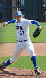 Vedo, Williams Sweep Big West Pitcher/Player of the Week Awards