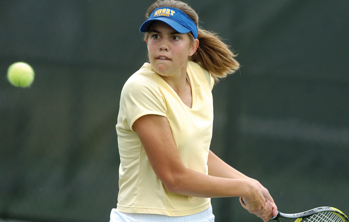 Former Women's Tennis Great Mary Ellen Gordon Inducted into ITA Hall of Fame