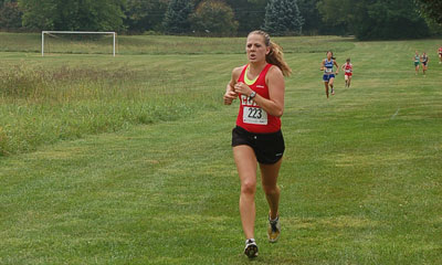 Cross Country Wins York Invitational