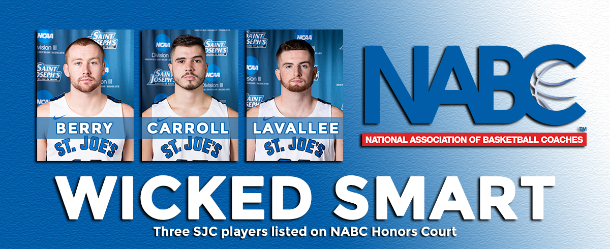 Berry, Carroll and Lavallee Named to the NABC Honors Court