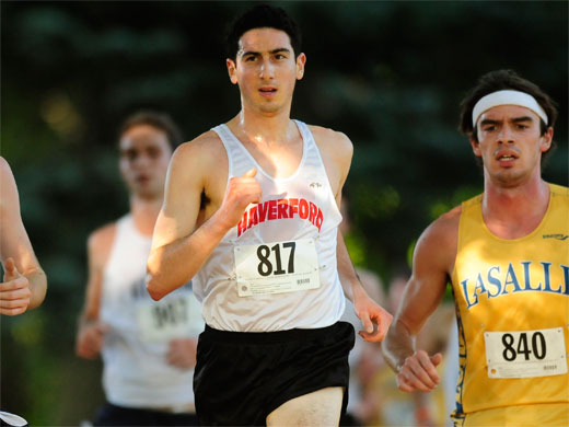 Men's cross country aims for 2nd national title in 3 years