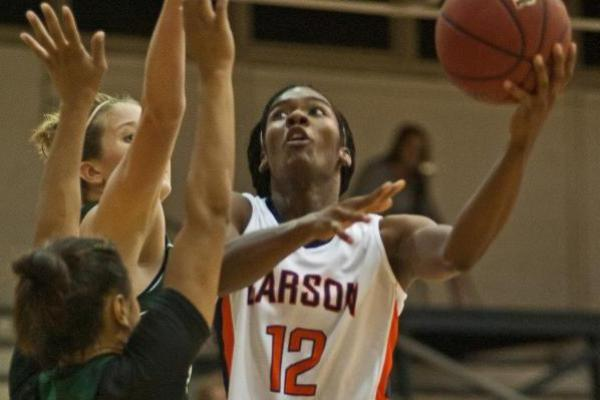 Lady Eagles' Williams shares SAC Player of the Week honors after 4-0 week