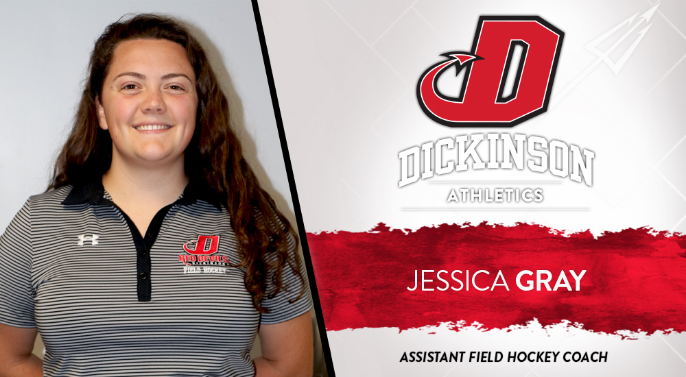 Jess Gray Joins Dickinson Field Hockey Staff