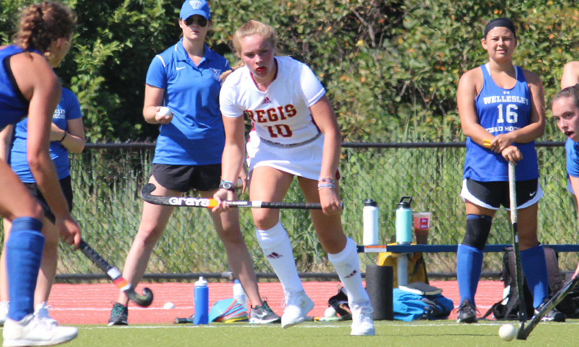 Field Hockey Competitive with Preseason GNAC Favorite