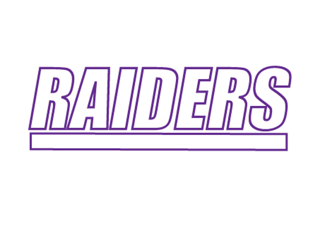 Get your seats in the Front Row. Download the Purple Raiders mobile app.