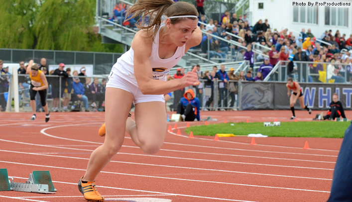 Schoenfelder Selected WIAC Women's Outdoor Track & Field Scholar-Athlete