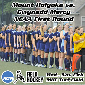 Field Hockey Earns At-Large Bid into NCAA Tournament; Will Host Gwynedd Mercy on Wednesday at 4pm!