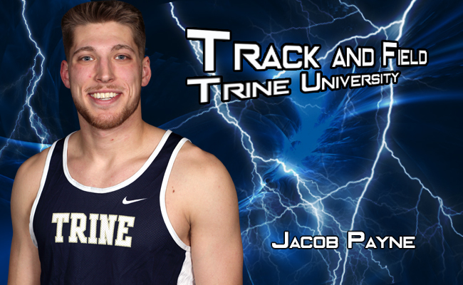 Payne Named MIAA Indoor Field Athlete of the Week