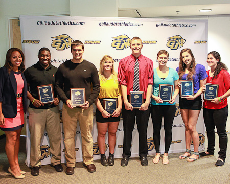 Gu's Rookies of the Year award winners