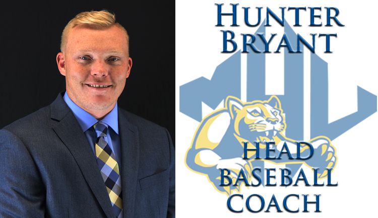 Hunter Bryant named head baseball coach
