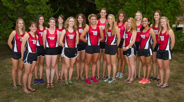 2012 Wittenberg Women's Cross Country