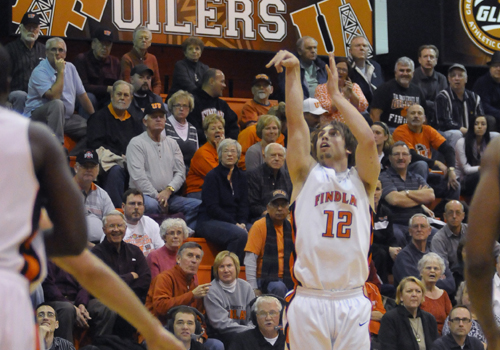 Oilers Grind Out 74-69 Win Over Bulldogs