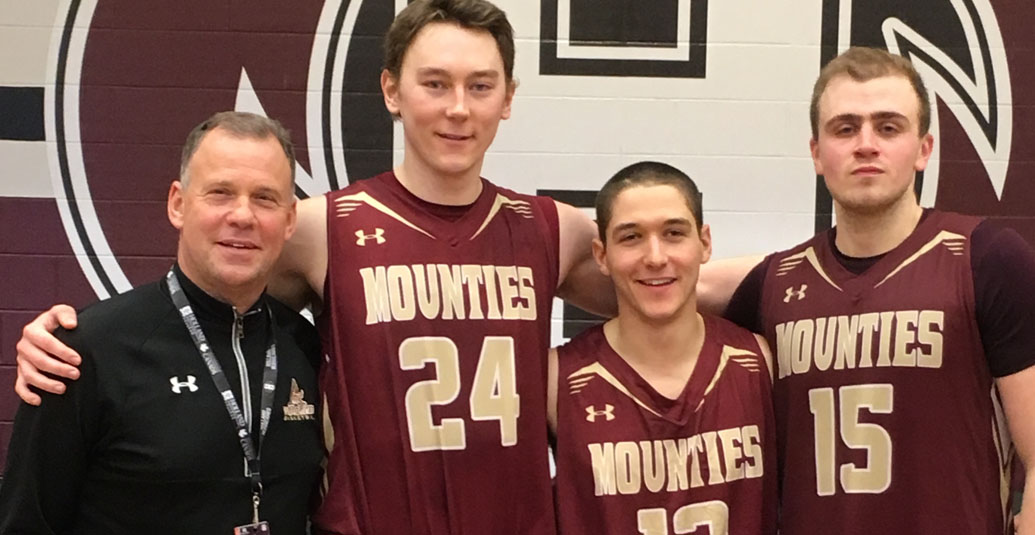 Mounties historic season ends at CCAA Nationals