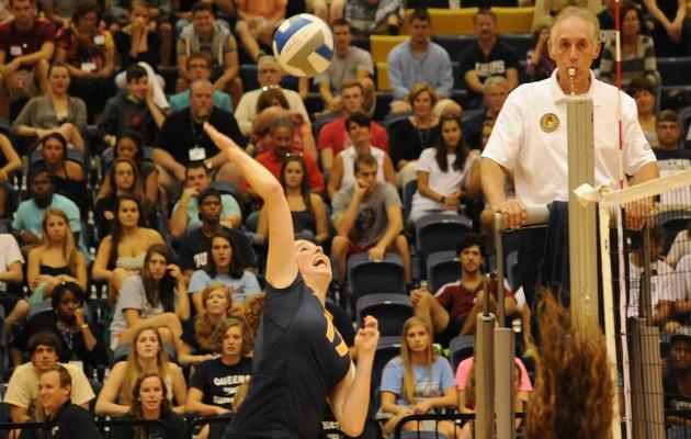 Coker Volleyball Drops SAC Match to Newberry