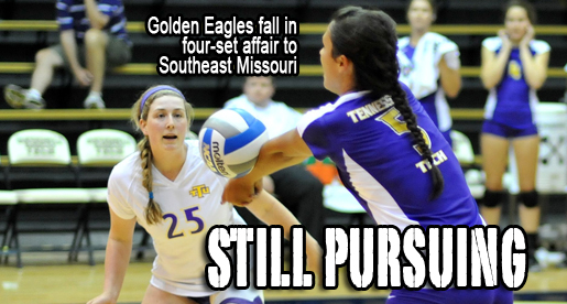 Golden Eagle rally falls short at Southeast Missouri