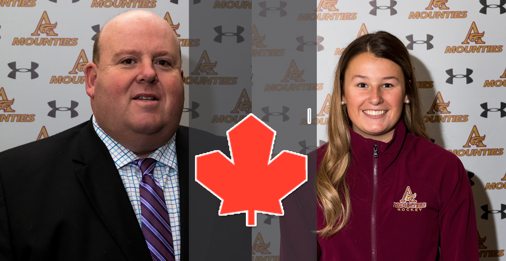 Beale and Rhindress named to Team Canada for World University Games