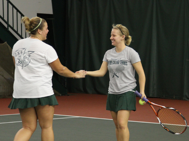 Despite Strong Singles Play, Storm Falls to Edinboro in Finale