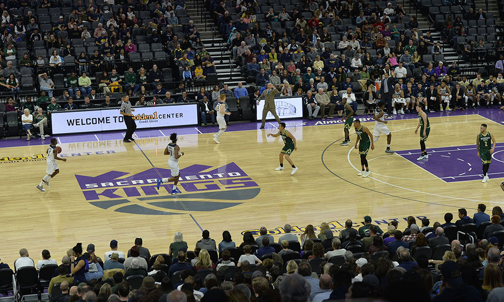 MEN'S BASKETBALL WILL FACE UC DAVIS FOR THE 117TH TIME ON TUESDAY AT THE GOLDEN 1 CENTER