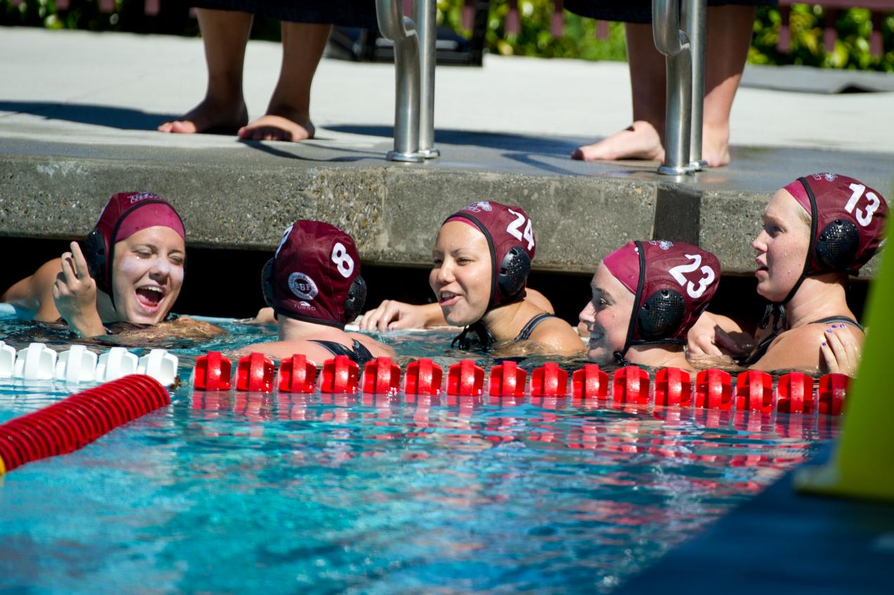 Women's Water Polo, Women's Track and Women's Rowing Recipients of NCAA Public Recognition Awards For Academic Achievement