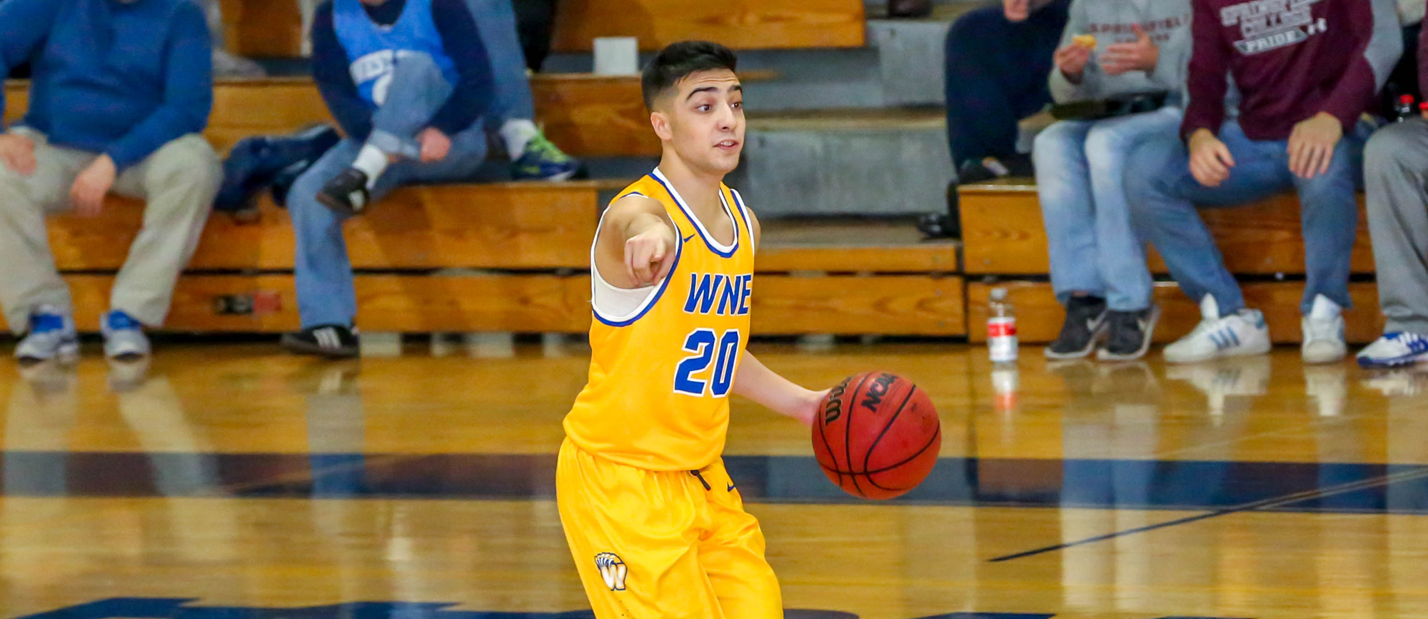 Gordon Pulls Away in Second Half for 74-59 Victory over Golden Bears