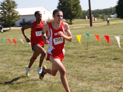 Cardinals run well at UMES Invite; Jones top finisher