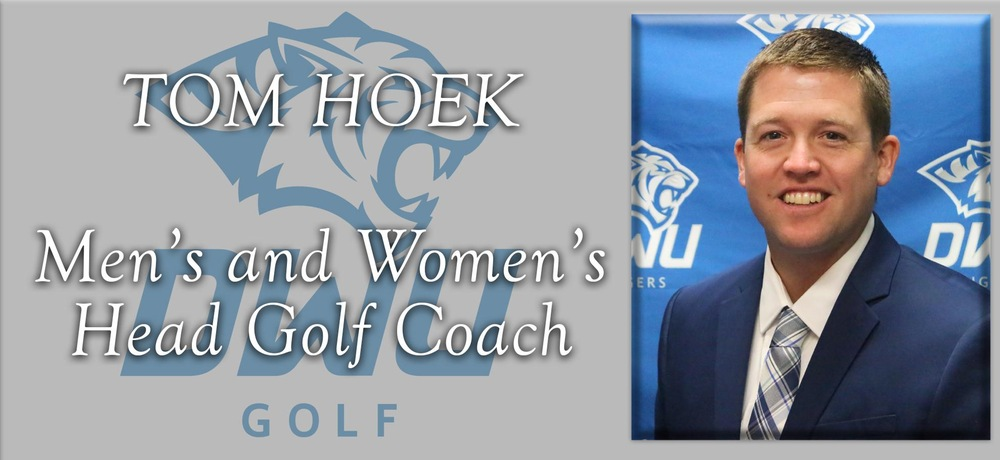 Hoek returns to DWU as next golf coach