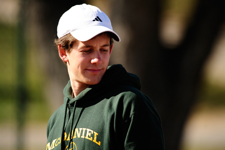 Kastner named tennis coach at McDaniel