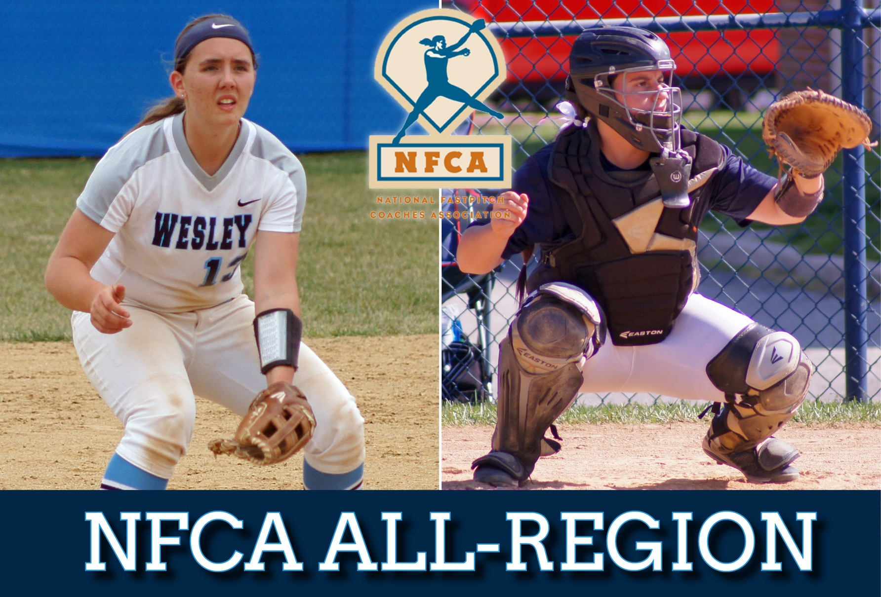 Royer, Marcano collect NFCA All-Region accolades