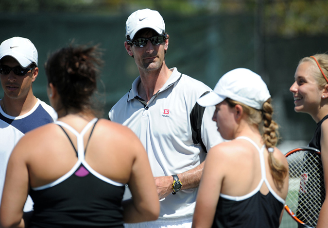 Women's Tennis Opens Spring Season at #15 Vanderbilt on Tuesday